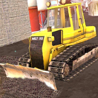 Bulldozer Racing游戏
